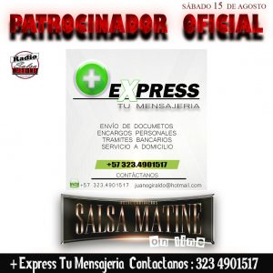mas express PATROCINADOR