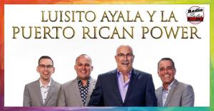 Felicidades en tu cumpleaños Luisito Ayala