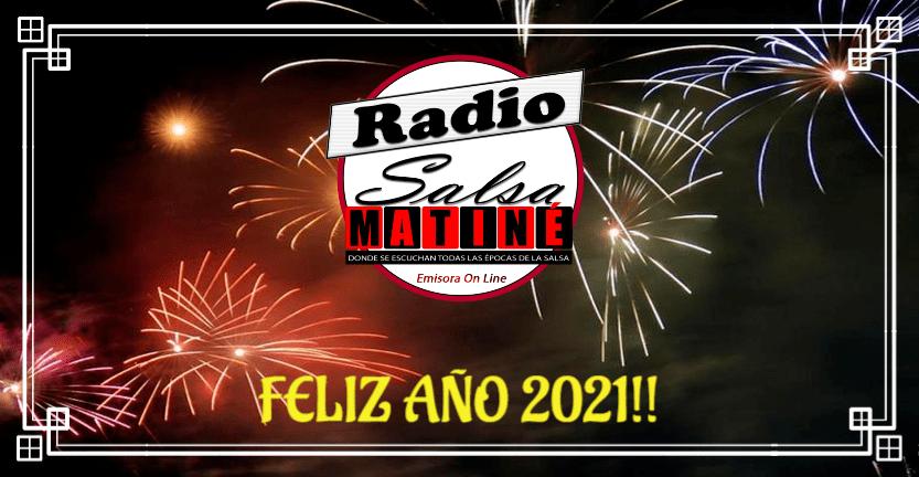 Feliz Año Nuevo 2021!!