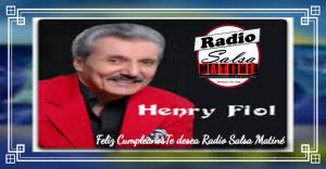 """Feliz cumpleaños al """"Rey Del Son"""" Henry Fiol"""