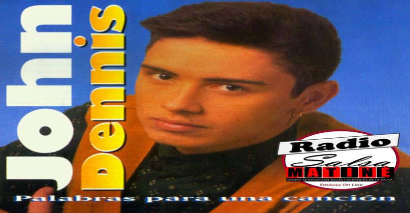 """El álbum de la semana – Palabras para una canción """"John Dennis"""""""